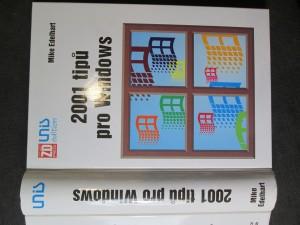 náhled knihy - 2001 tipů pro Windows
