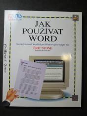 náhled knihy - Jak používat Word