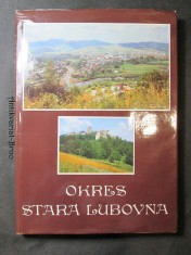 náhled knihy - Okres Stará Ľubovňa