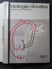 náhled knihy - Biologie člověka pro pedagogické fakulty