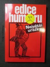 náhled knihy - Edice humoru. Největší urážky