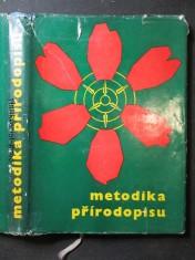 náhled knihy - Metodika přírodopisu pro pedagogické instituty : prozatímní učeb.