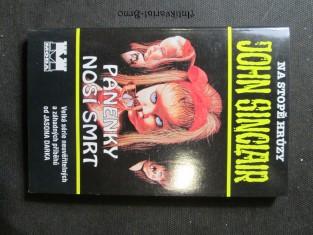 náhled knihy - Panenky nosí smrt