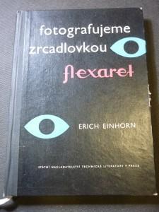 náhled knihy - Fotografujeme zrcadlovkou Flexaret
