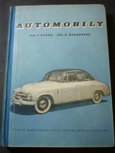 náhled knihy - Automobily : Učeb. text pro vyšší prům. školy strojnické a prům. školy strojnické