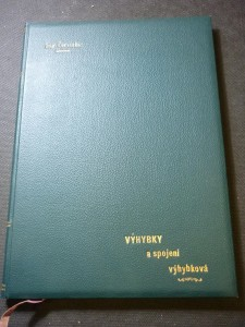 náhled knihy - Výhybky a spojení výhybková