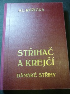 náhled knihy - Střihač a krejčí Dámské střihy