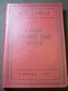 náhled knihy - Elektrické zdroje světelné
