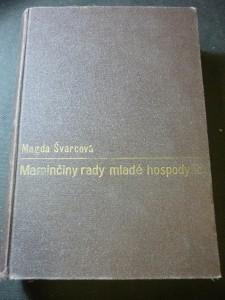 náhled knihy - Maminčiny rady mladé hospodyňce ...