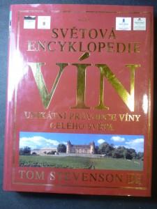 náhled knihy - Světová encyklopedie vín : unikátní průvodce víny celého světa