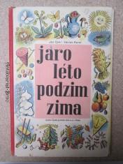 náhled knihy - Jaro - léto - podzim - zima