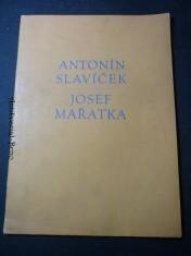 náhled knihy - Antonín Slavíček,Josef Mařatka
