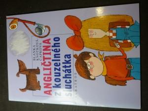 náhled knihy - Angličtina z kouzelného sluchátka