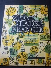 náhled knihy - Zpěvy sladké Franci