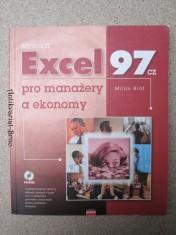 náhled knihy - Microsoft Excel 97 pro manažery a ekonomy