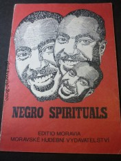 náhled knihy - Negro spiritual