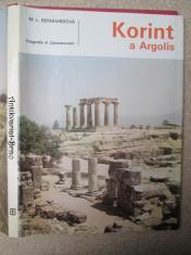náhled knihy - Korint a Arolis