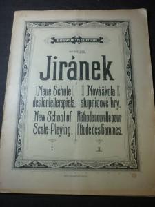 náhled knihy - Jiránek   Nová škola stupnicové hry