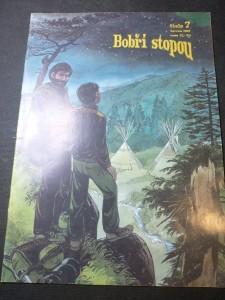 náhled knihy - bobří stopou číslo 7