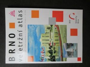 náhled knihy - Brno. Veletržní atlas