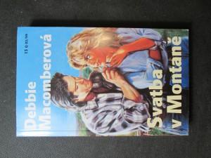 náhled knihy - Svatba v Montaně