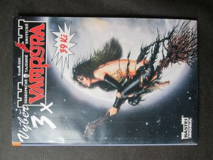 náhled knihy - 3x Vampýra