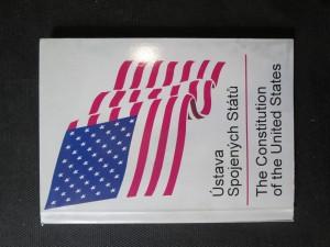 náhled knihy - Ústava Ústava Spojených států = The Constitution of the United States Declaration of independence Constitution of the United State