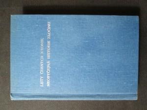 náhled knihy - Listy černých kronik