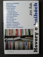 náhled knihy - Hovory o knihách