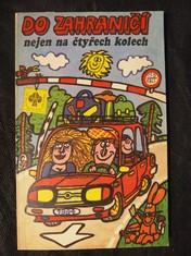náhled knihy - Do zahraničí nejen na čtyřech kolech