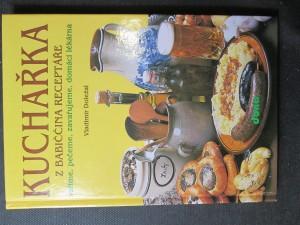 náhled knihy - Kuchařka z babiččina receptáře