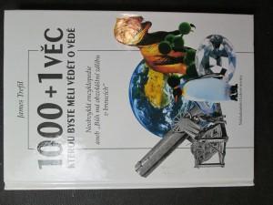 náhled knihy - 1000+1 věc kterou byste měli vědět o vědě