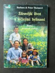 náhled knihy - Zdravější život s léčivými bylinami : Rádce moderní rodiny