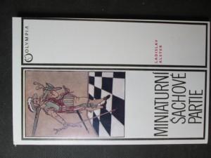 náhled knihy - Miniaturní šachové partie