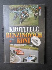 náhled knihy - Krotitelé benzínových koní