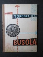 náhled knihy - Topografická busola