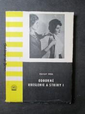 náhled knihy - Odborné kreslenie a strihy I