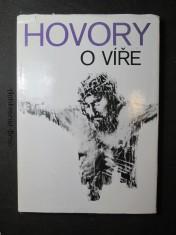 náhled knihy - Hovory o víře