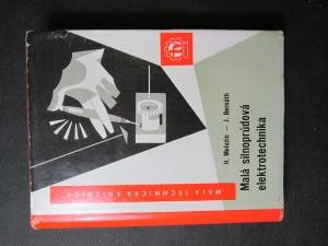 náhled knihy - Malá silnoprúdová elektrotechnika