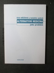 náhled knihy - Alternativní medicína jako problém