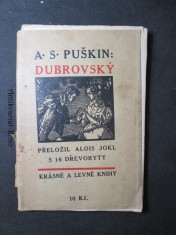 náhled knihy - Dubrovský