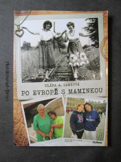 náhled knihy - Po Evropě s maminkou