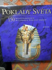 náhled knihy - Poklady světa : 150 nejvýznamnějších kulturních památek UNESCO