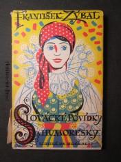 náhled knihy - Slovácké povídky a humoresky