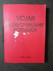 náhled knihy - Vojak a Disciplinárny poriadok