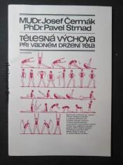 náhled knihy - Tělesná výchova při vadném držení těla
