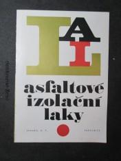 náhled knihy - Asfaltové izolační laky