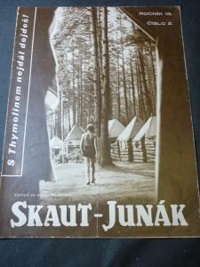náhled knihy - Skaut-Junák číslo 2, ročník 19