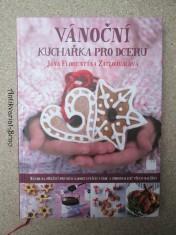 náhled knihy - Vánoční kuchařka pro dceru