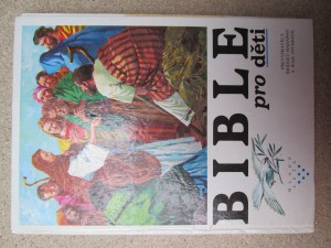 náhled knihy - Bible pro děti